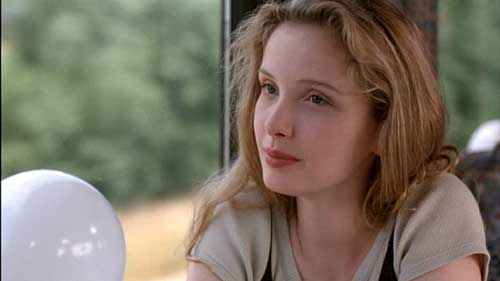 Julie Delpy in Before Sunrise picture image