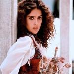 Salma Hayek as Esmeralda, 1997 Hunchback of Notre Dame, picture image