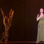 Alessandra Ferrari as Esmeralda, Notre Dame de Paris, World Tour, Crocus City Hall picture image