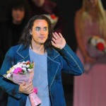 Richard Charest as Gringoire, Notre Dame de Paris World Tour cast, Crocus City Hall picture image