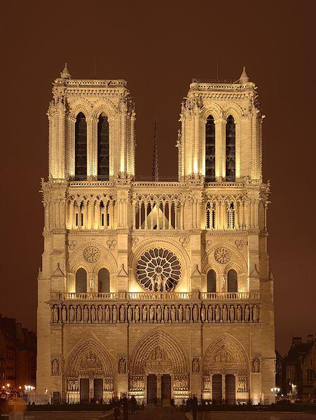 Notre Dame De Paris picture image