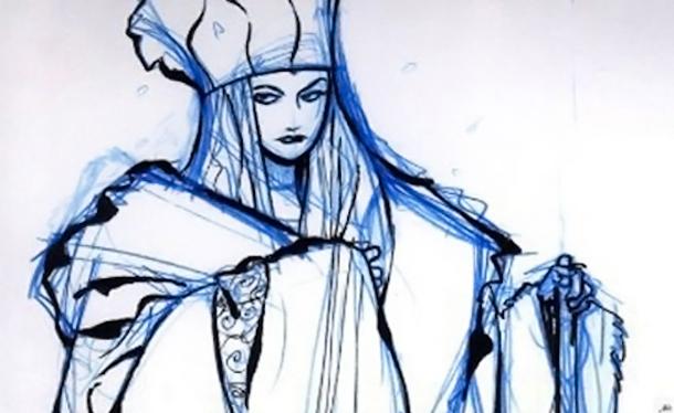 Frozen Concept Art picture image
