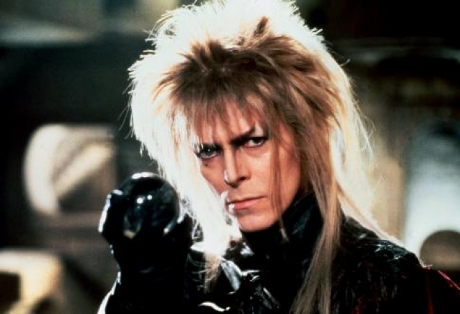 David Bowie  as Jareth from Labyrinth