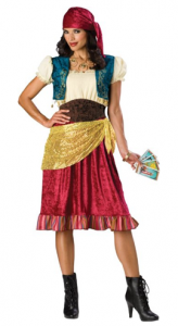 In Character Costumes, LLC Women's Gypsy Costume picture image