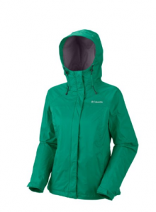 Columbia Women's Arcadia Rain Jacket picture image