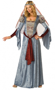 InCharacter Costumes, LLC Maid Marian Dress picture image