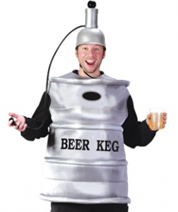 Beer Keg, Halloween Costume for Jehan   picture image