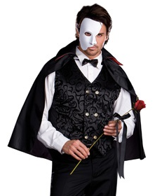 Phantom of the Opera Halloween Costume for Quasimodo  picture image