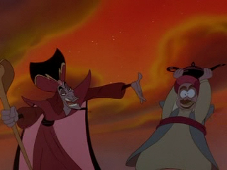 Jafar and Abis Mal, The Return of Jafar picture image