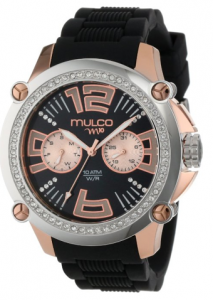 MULCO Women's Analog Chronograph Swiss Watch jehan picture image