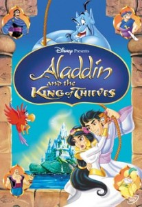 Aladdin and the King of Thieves picture imag