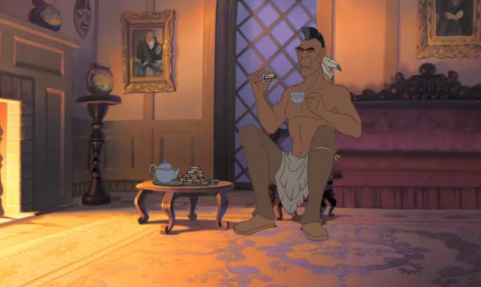 Uttamatomakkin,  Pocahontas II: Journey to a New World  picture image
