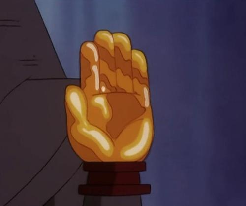 The Hand of Midas Aladdin and the King of Thieves picture image