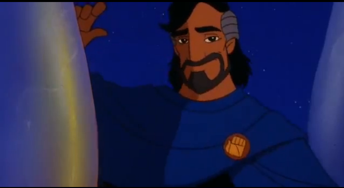Cassim,  Aladdin and the King of Thieves picture image