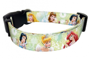 Disney Princesses Dog Collar picture image