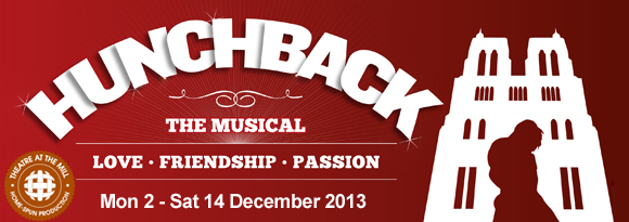 Hunchback, Musical Belfast picture image