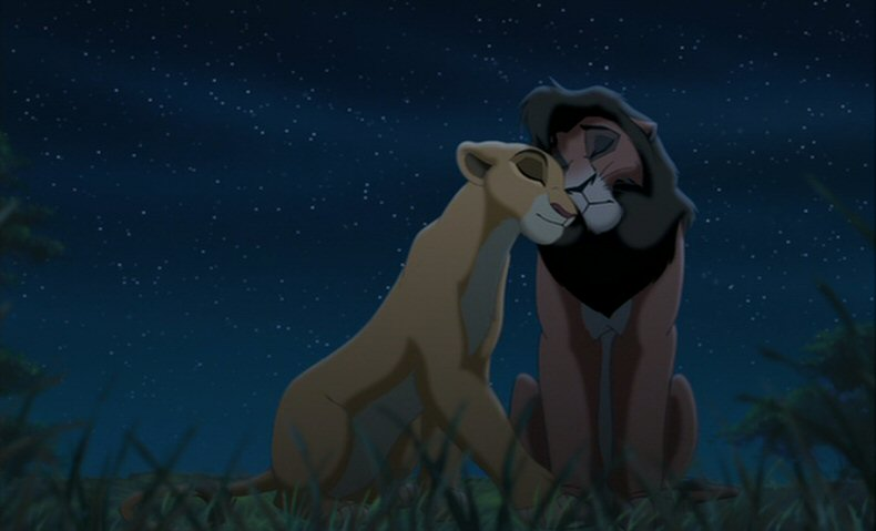 Kiara and Kovu, The Lion King 2: Simba's Pride picture and image