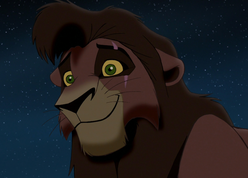Kovu, The Lion King 2: Simba's Pride  picture image