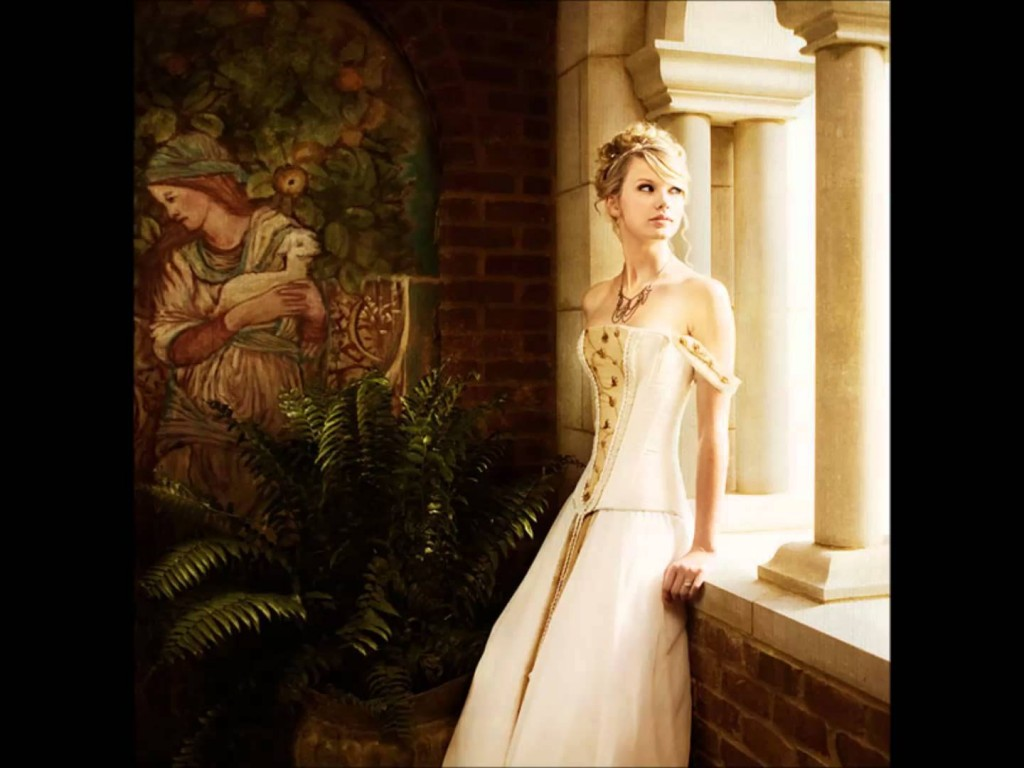 Taylor Swift from Love Story picture image