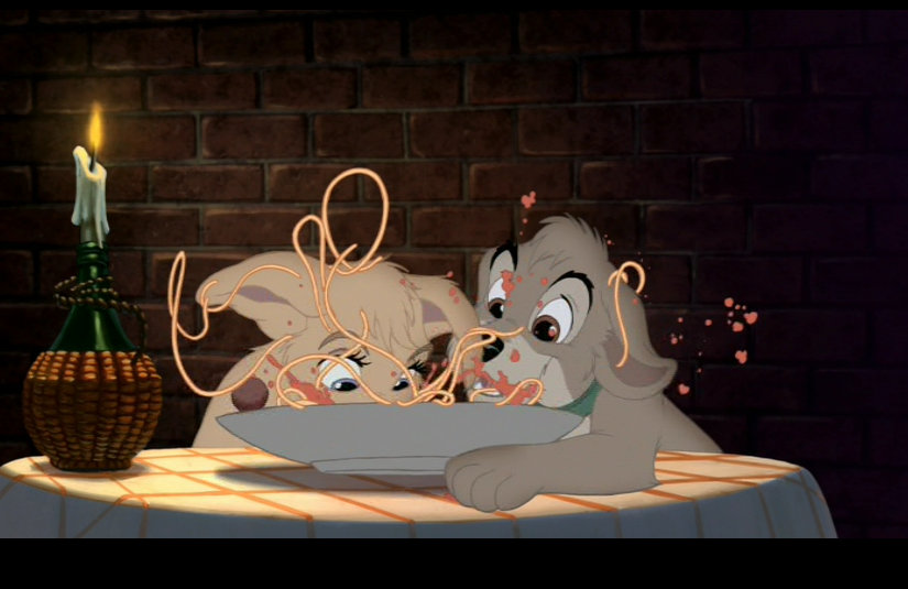 Lady And The Tramp Ii Scamp S Adventure Review Lady Is A Hands Off Mom The Hunchblog Of Notre Dame