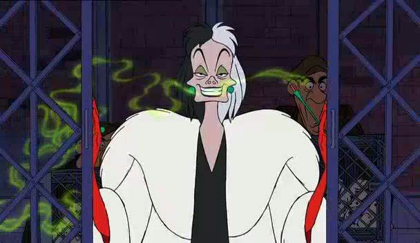 Cruella DeVille, 101 Dalmatians II; Patch's London Adventure  picture image