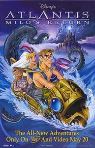 Atlantis; Milo's Return picture image