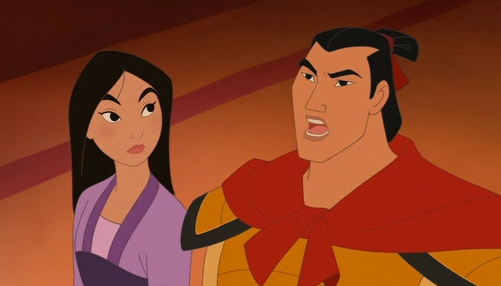 Mulan and Shang Mulan II picture image