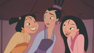 Su, Ting Ting and Mei  Mulan II picture image