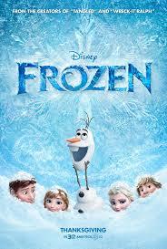 Frozen picture image