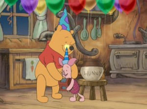 Pooh and Piglet, Winnie the Pooh: A Very Merry Pooh Year picture image