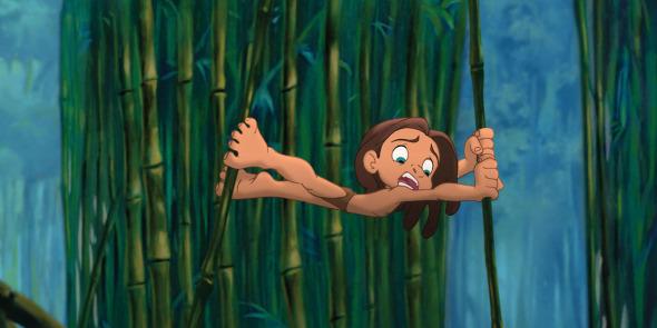 Tarzan II picture image