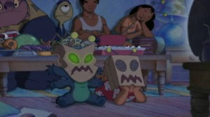 Lilo, Stitch, Nani, David,  Pleakley, & Jumba Lilo & Stitch 2: Stitch Has A Glitch
