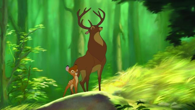 Bambi and The Great Prince Bambi II picture image