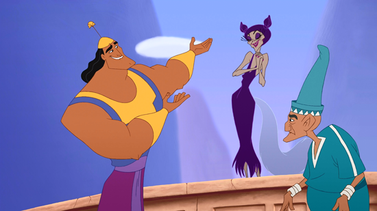 Kronk, Yzma and Old Guy Kronk's New Groove picture image
