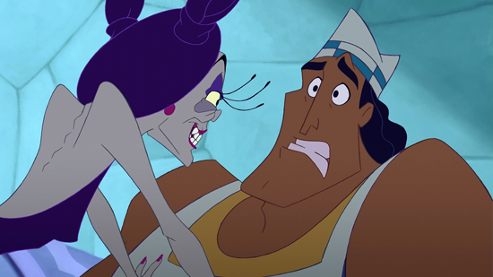 Kronk and Yzma Kronk's New Groove picture image