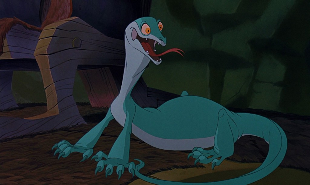 Joanna The Rescuers Down Under picture image