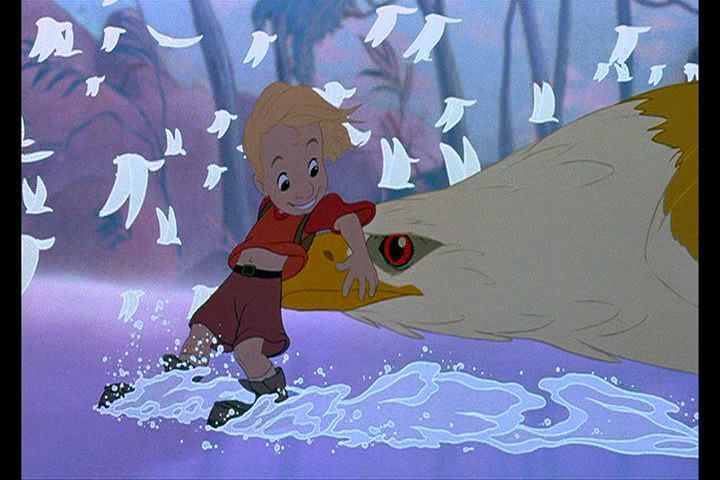 Cody and Marahute The Rescuers Down Under picture image