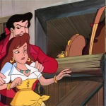 Jean-Claude capturing Melody Enchanted Tales Hunchback of Notre Dame picture image