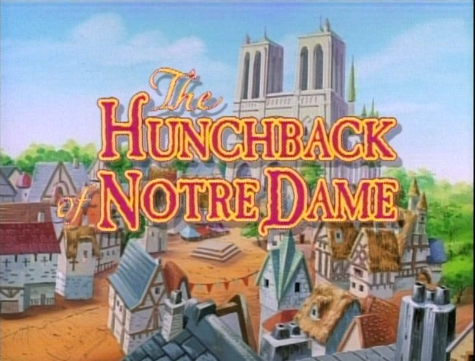 Enchanted Tales Hunchback of Notre Dame picture image