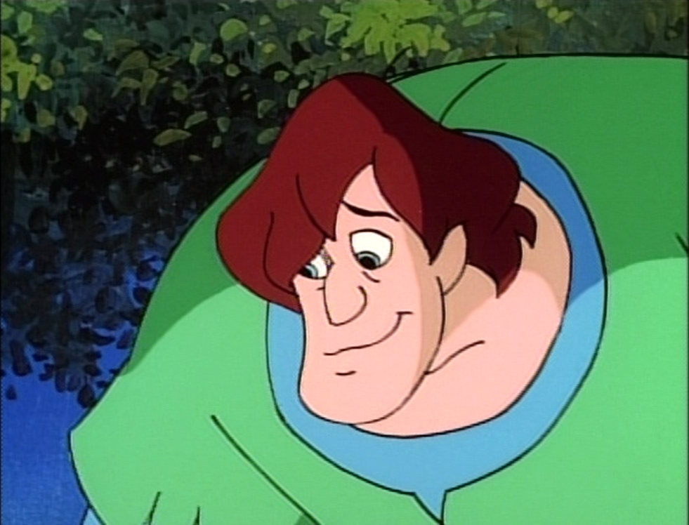 Quasimodo Enchanted tales The Hunchback of Notre Dame picture image