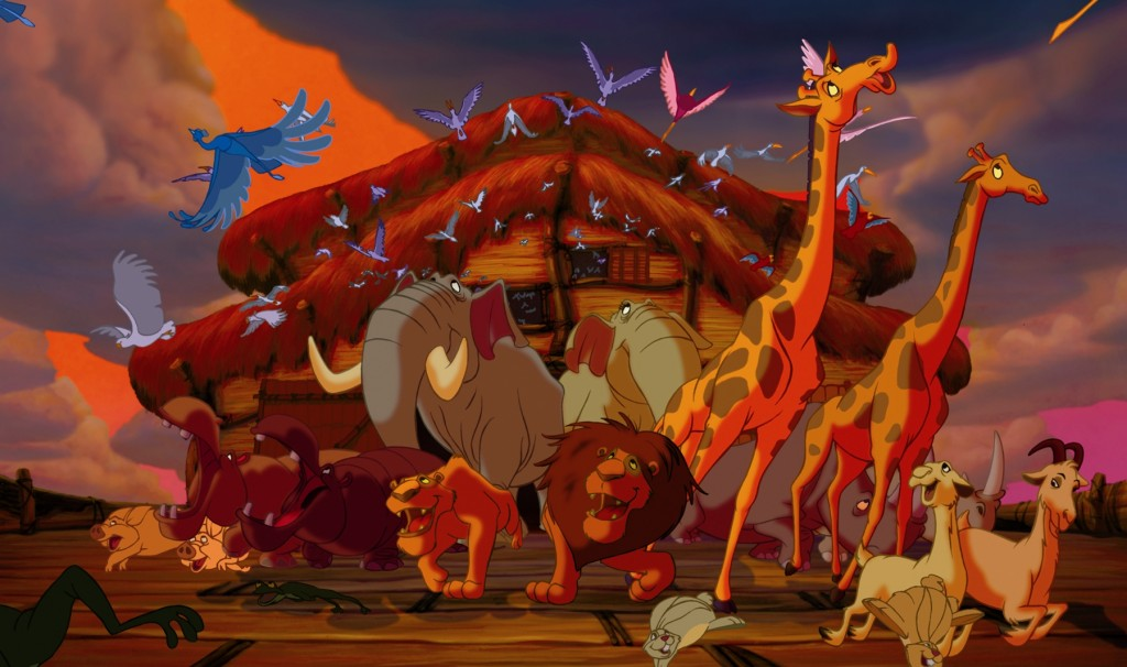 Noah's Ark with Pomp and Circumstance Fantasia 2000 picture image