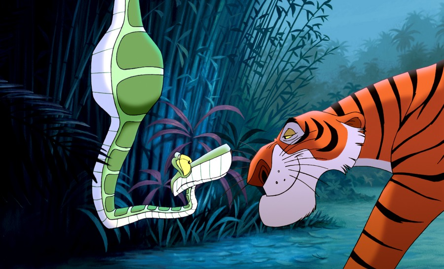 Shere Khan and Kaa The Jungle Book 2 picture image