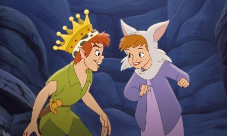 Peter Pan and Jane Return to Neverland picture image