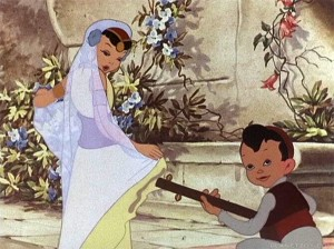 Zelia and Amin The Singing Princess picture image