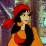 Esmeralda 1986 Hunchback Notre Dame picture image