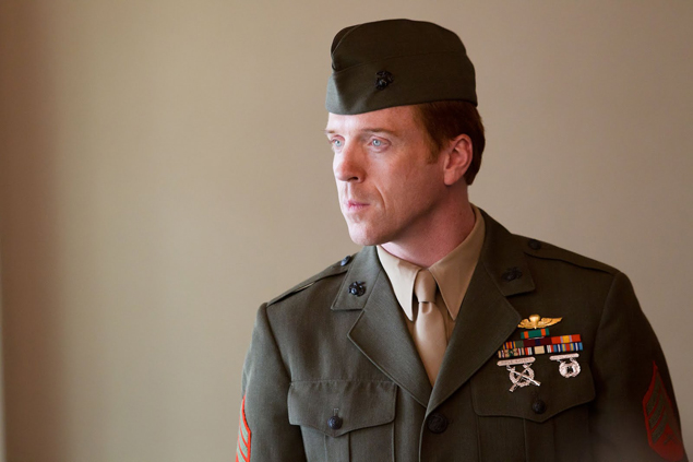Damian Lewis as Marine Sergeant Nicholas Brody  Homeland picture image