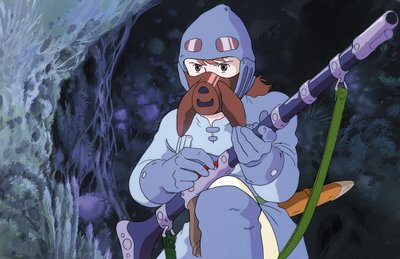 Nausicaa in the Sea of Decay Nausicaa of the Valley of the Wind picture image