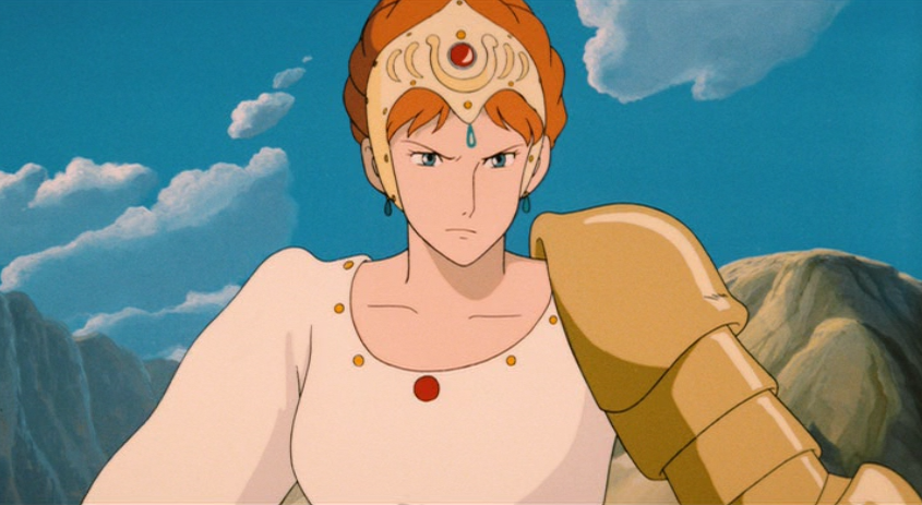 Princess Kushana Nausicaa of the Valley of the Wind picture image