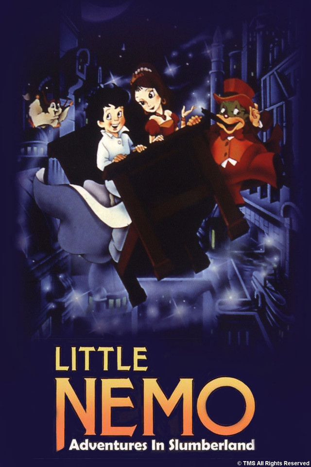 Little Nemo: Adventures in Slumberland picture image