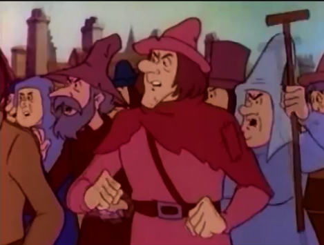 The Mob 1986 the Hunchback of Notre Dame picture image
